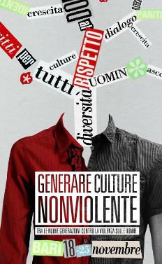 Generare culture non violente